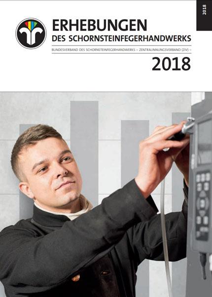 Erhebungen des Schornsteinfegerhandwerkes 2018