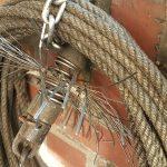 Kehrleine für Schornsteinfegerarbeiten