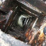 Alte Abgasleitung im Schornstein belassen Mängelbilder
