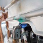 Zündflamme schädigt Wärmetauscher Mängelbilder