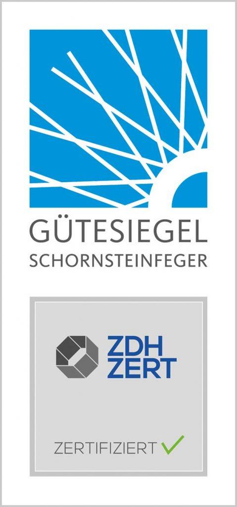 Gütesiegel und ZDH zertifiziert